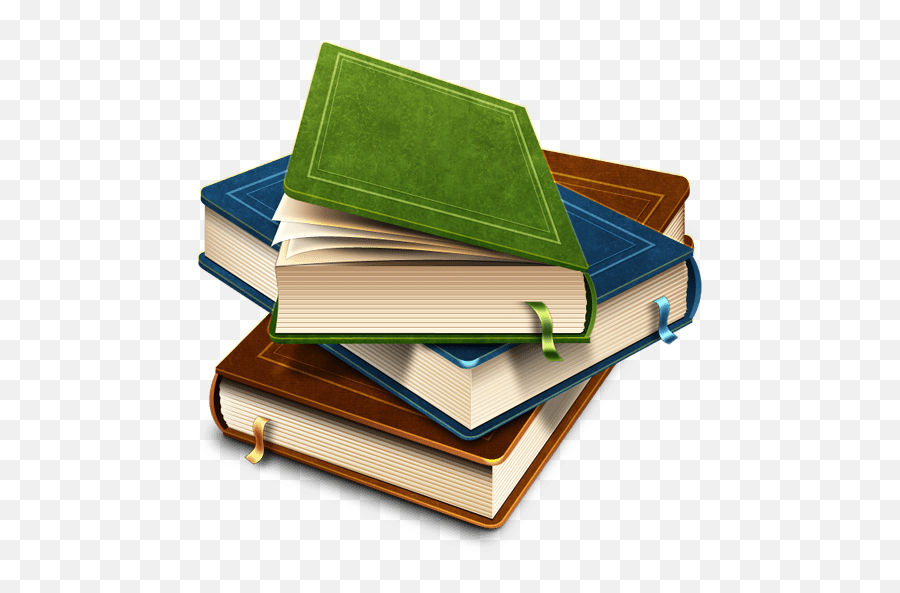 Books Icon Psd - Transparent Background Books Png Clipart