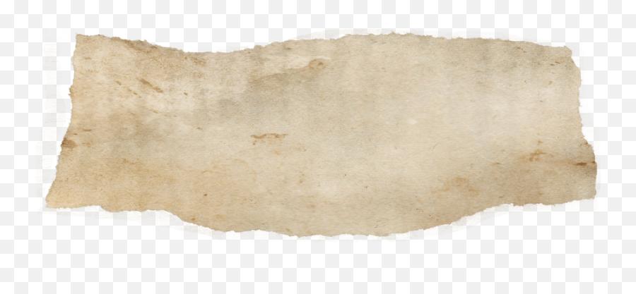 Old Torn Paper Png - Papel Periodico Rasgado Png,Torn Paper Png