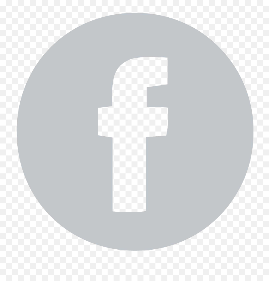 Facebook Icon White Png - Portrait Of A Man