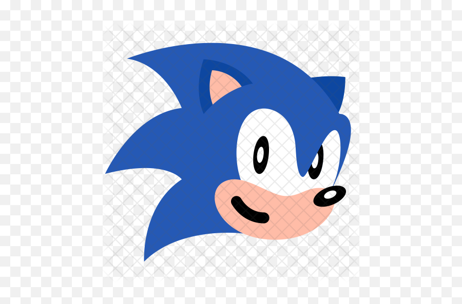 Available In Svg Png Eps Ai Icon Fonts - Sonic The Hedgehog Svg,Sonic The Hedgehog Logo Png