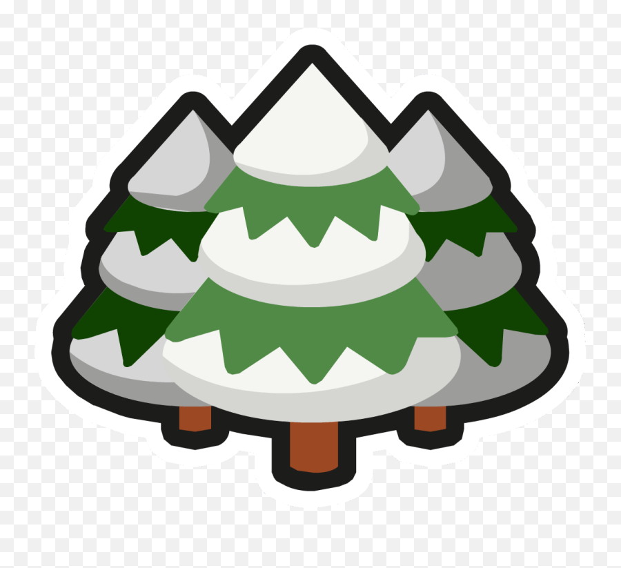 Forest Simple Png 7103 - Free Icons And Png Backgrounds Club Penguin Coins For Change Shirts,The Forest Png