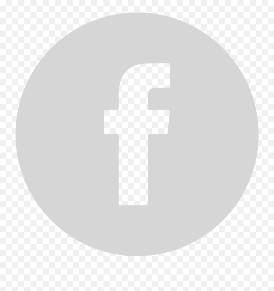 White Facebook Icon Transparent Png - Transparent Mobile Icon White