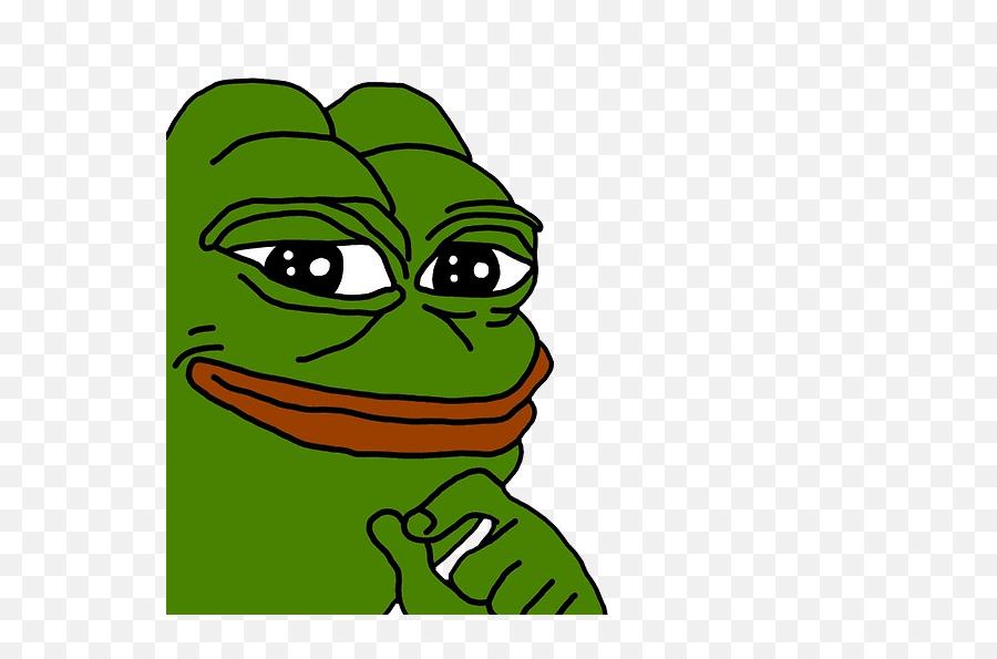 Smug Pepe Cut Out Transparent Png - Pepe The Frog Png Transparent
