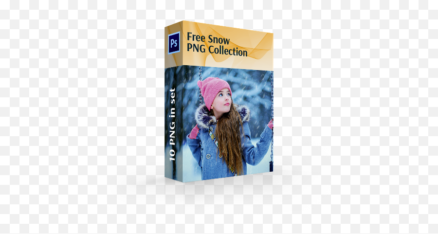 Free Snow Png - 10 Free Snow Overlay PNG  Girl