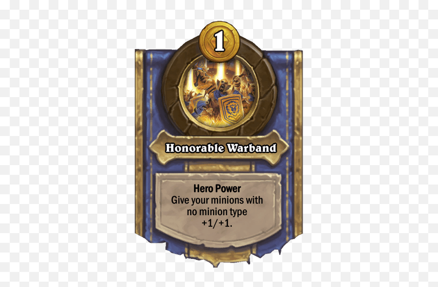 Battlegrounds Tirion Fordering Will Be Removed From The Mode - Hero Power Mage Hearthstone png