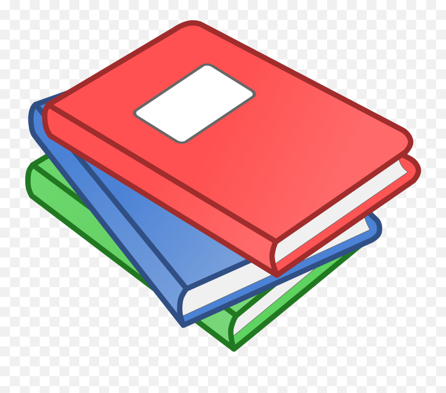 Library Of Book Icon Graphic Transparent Stock Png Files - Books Clipart