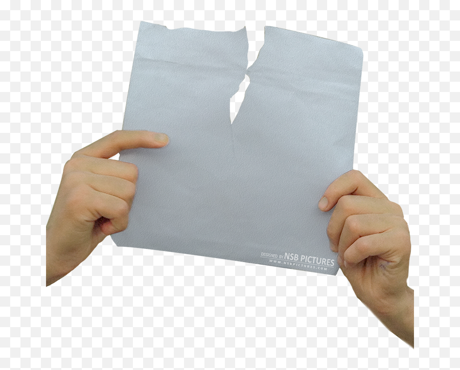 Torn Paper In Hand Png Free Download - Torn Paper Effect Picsart,Torn Paper Png