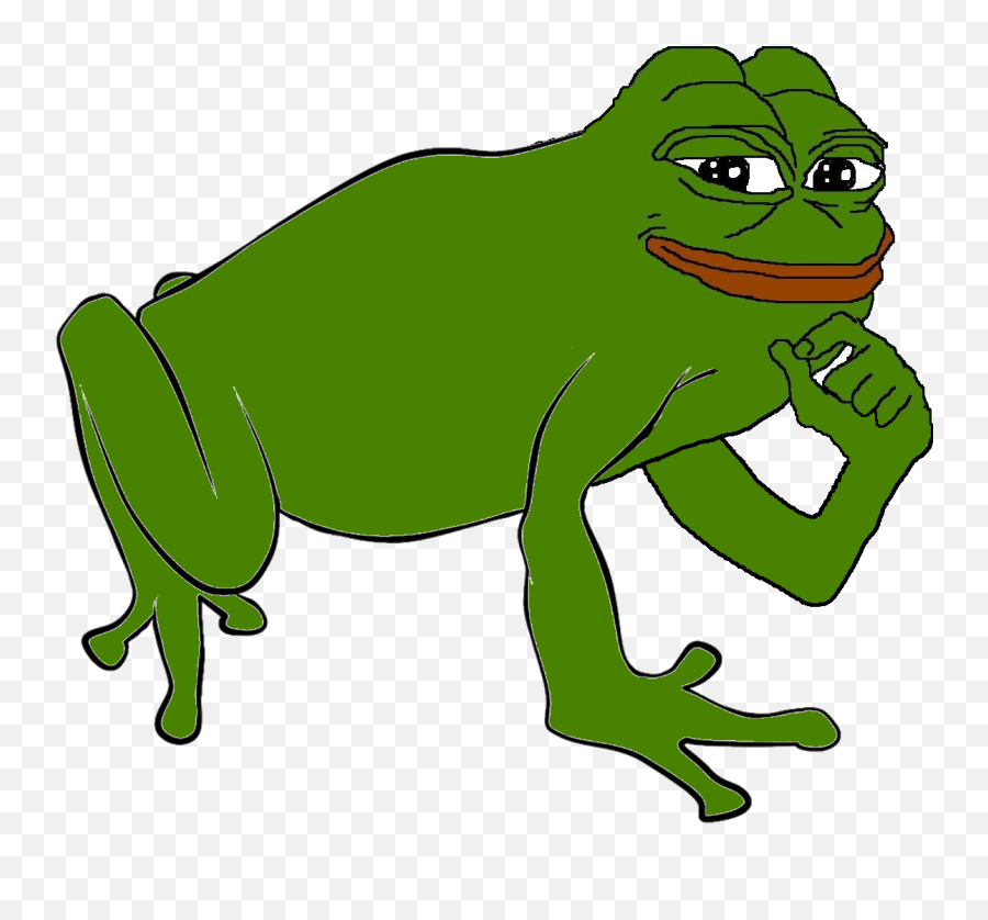 Free Angry Pepe Transparent Download - Kermit The Frog And Pepe png