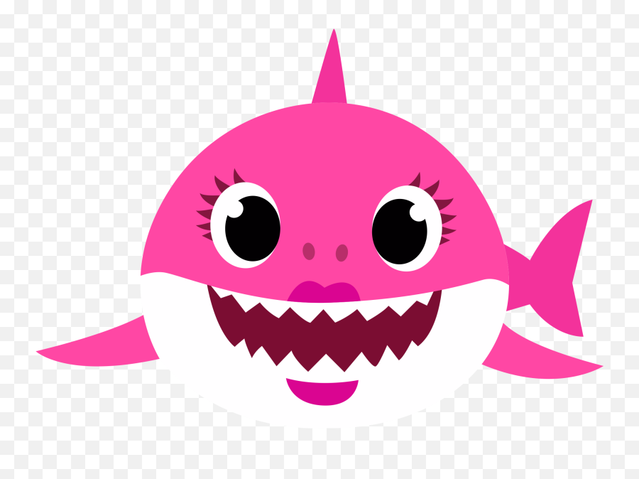 Baby Shark Png Images Free Download - Baby Shark Clipart
