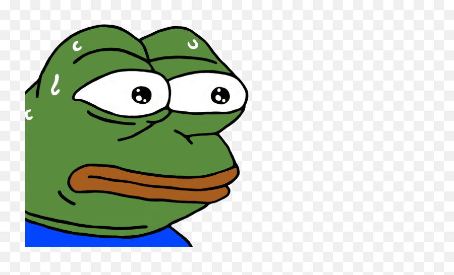 Youtube Pepe Emote Frog T - Pepe Twitch Emotes png