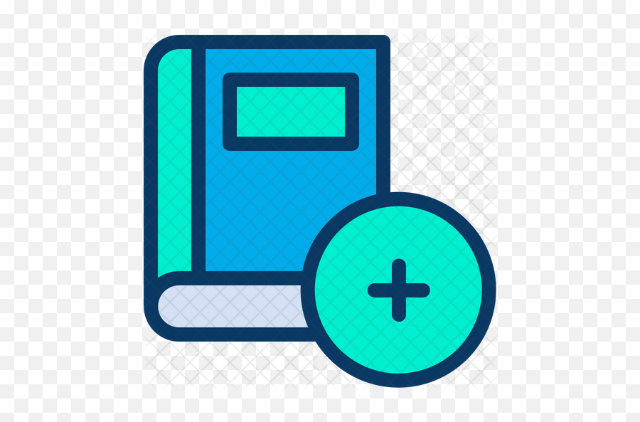 Add Book Icon - Add New Book Icon png