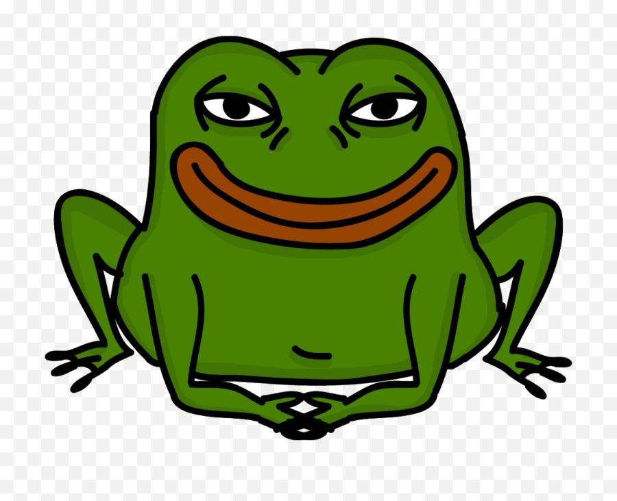 Toad Ranidae Green Amphibian - Meme Frog Png