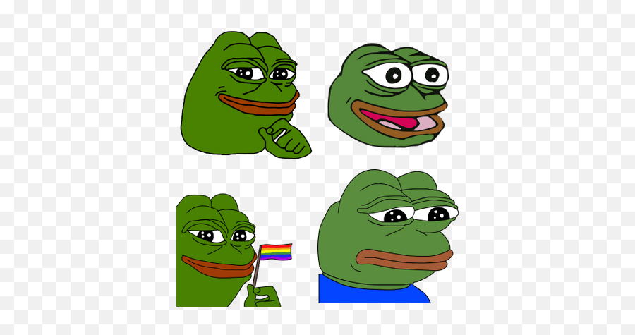 Pepe The Frog Transparent Png Images - Pepe The Frog Face