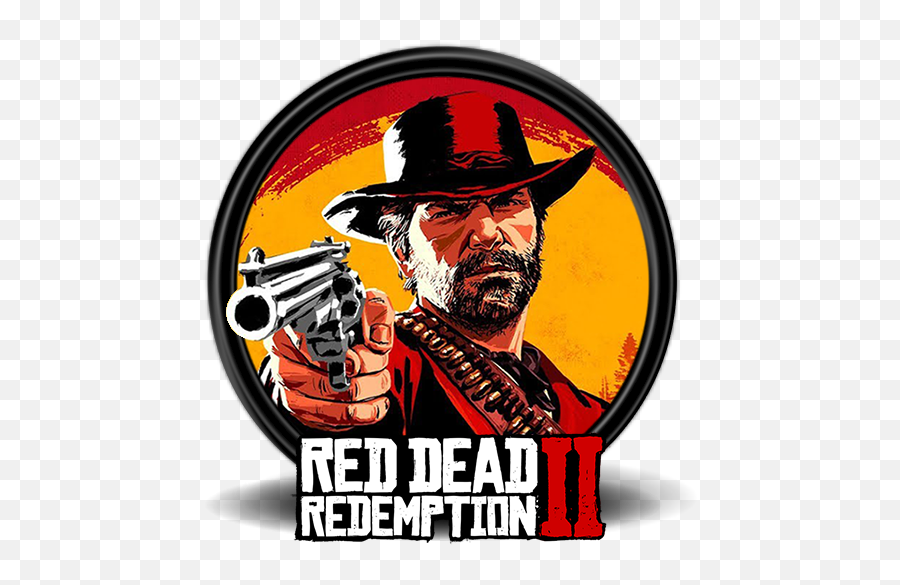 Red Dead Redemption 2 Logo Png - Red Dead Redemption 2 Icon