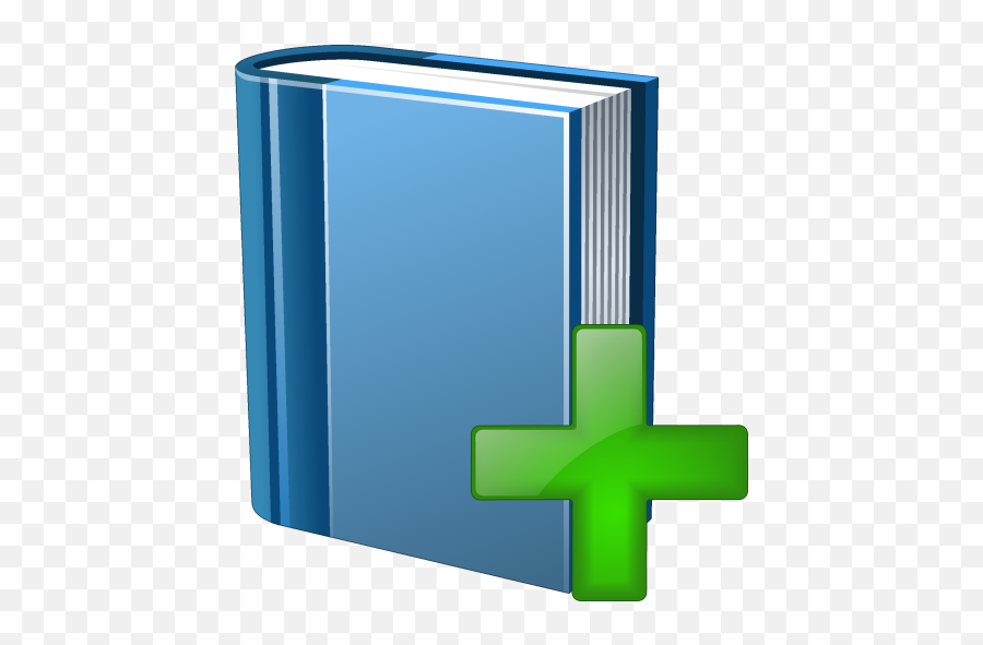 Book Icon Png - Add Book Icon Png