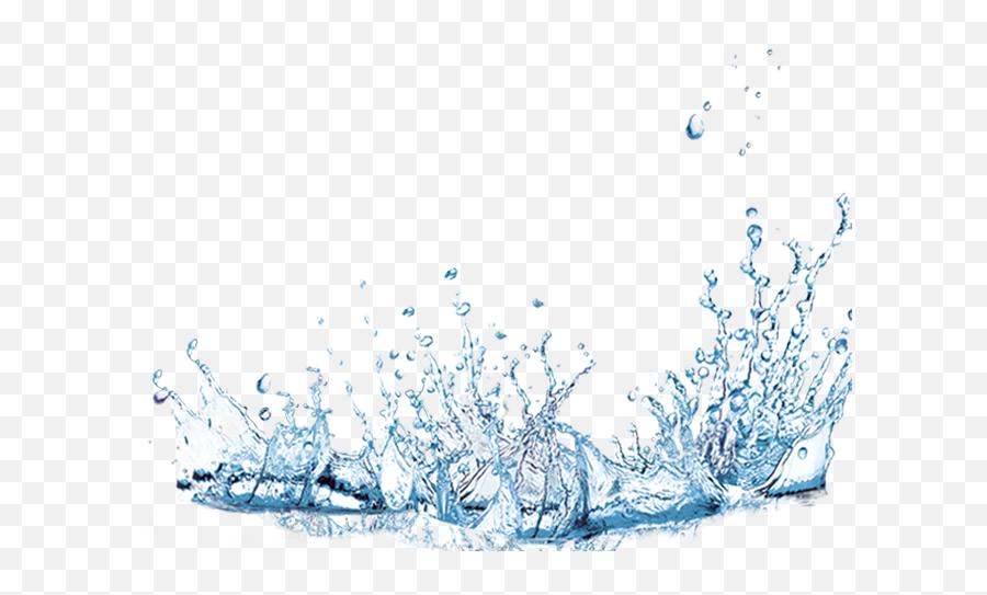 Png Blue Effect Element Water Splash - Water Splash Effect Png
