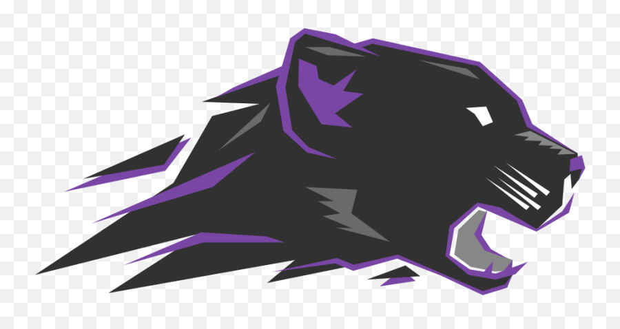 Pantera Png - Black Panther Gaming Logo  3909382  Vippng  Cool Transparent Gaming Logo
