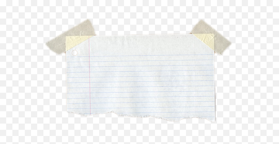 Download Matthew Loweu0027s Birthday Polynomial - Torn Notebook Ripped Transparent Note Torn Paper Transparent Background Png,Torn Paper Png