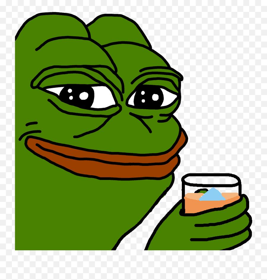 Poggers Emote - Pepe Nice png