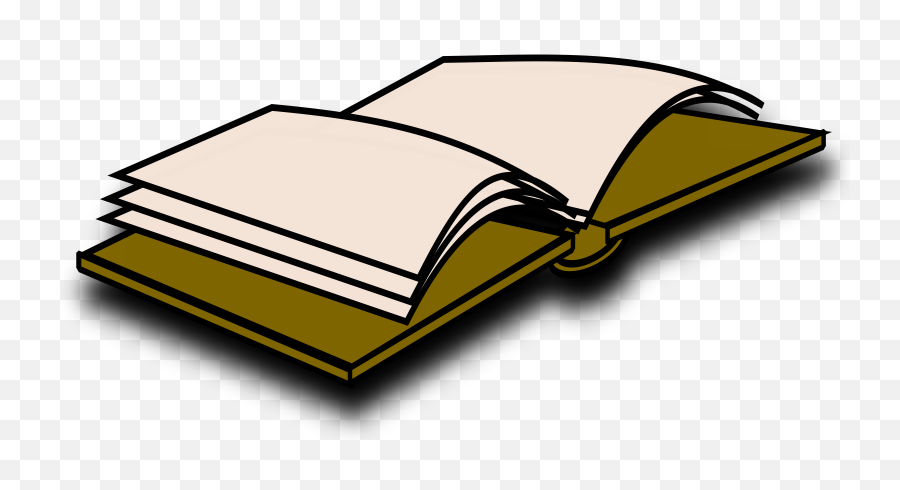 Download Free Png Book Icon - DLPNGcom  Open Book Clip Art