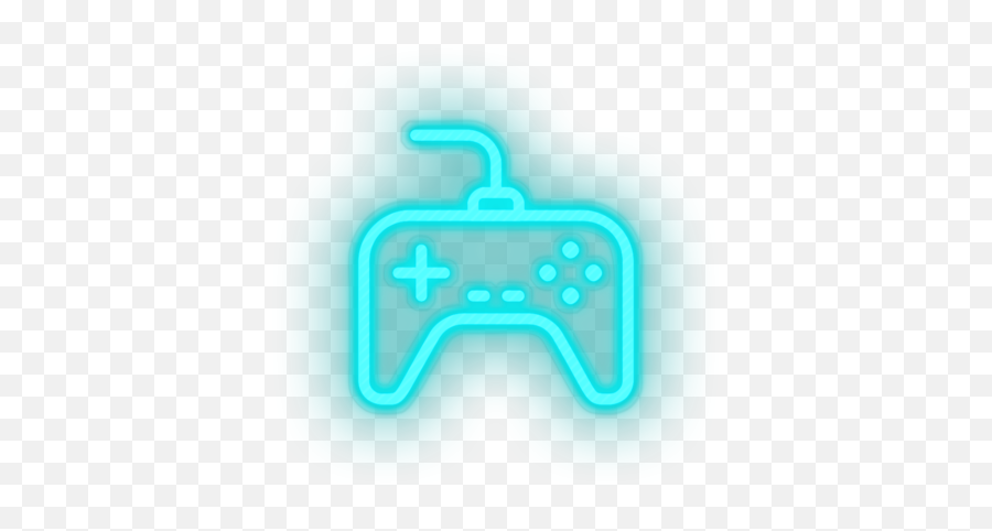 Top 10 Video Games Neon Signs U2013 Factory - Neon Gaming Controller Png