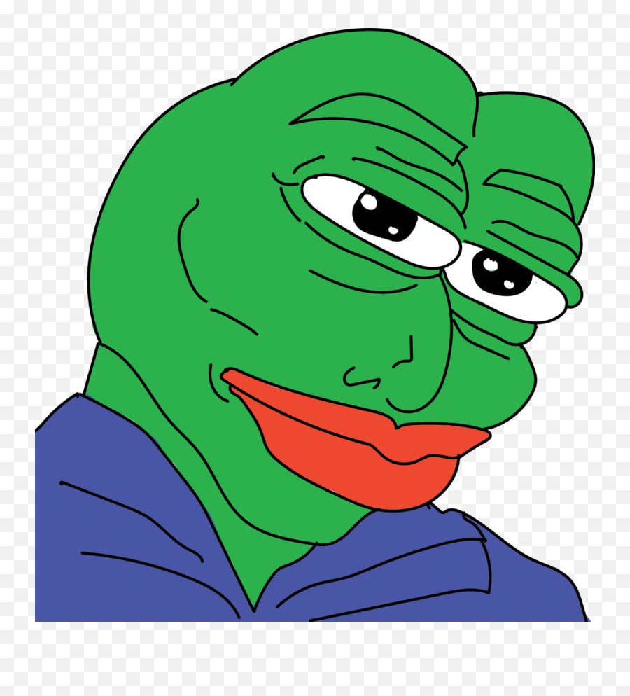 Pepe The Frog Transparent Png Images - Pepe Emojis For Discord