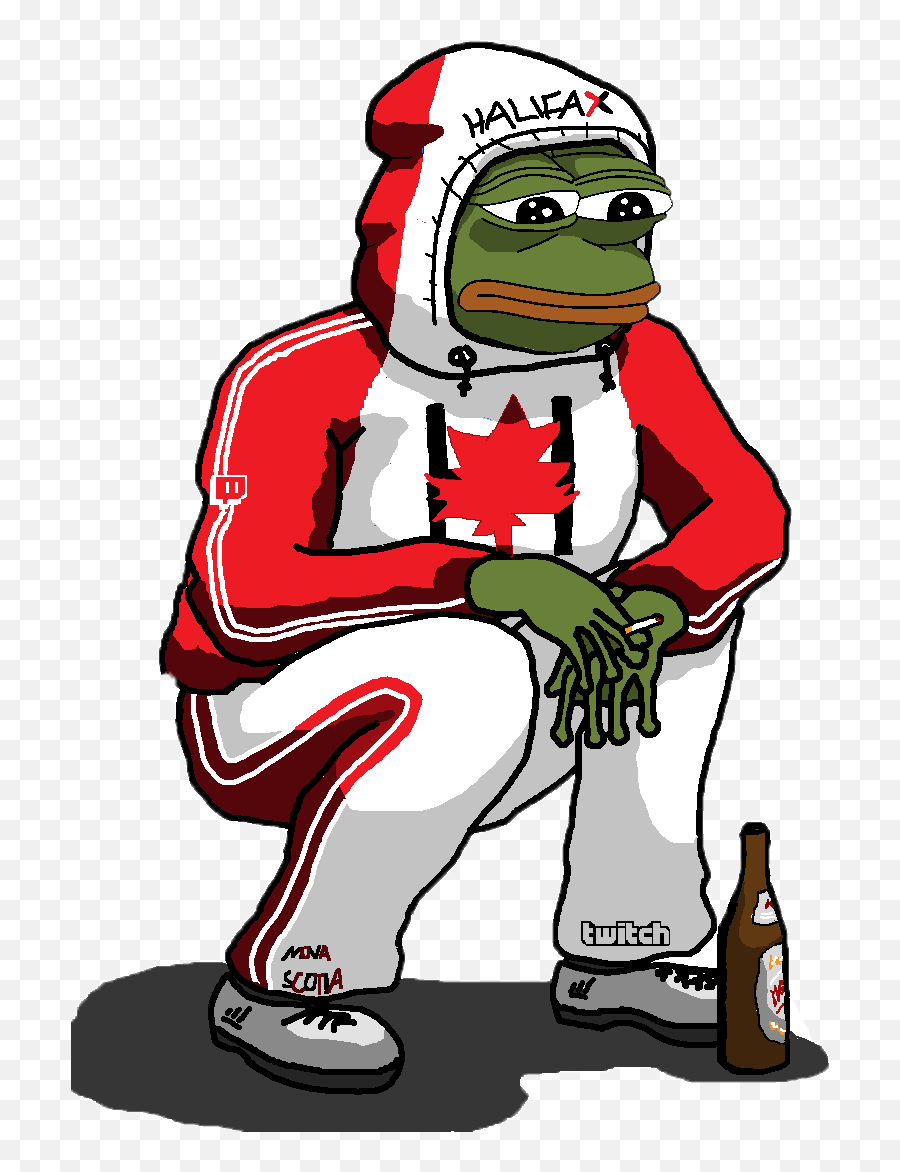 Download Feels Bad Frog Meme - Pepe The Frog Adidas png