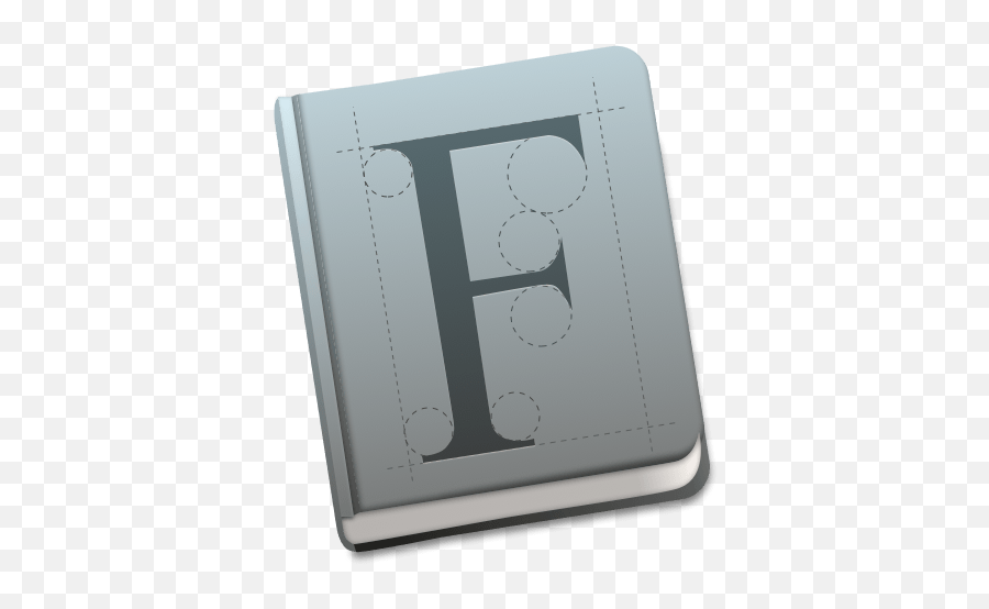 Font Book Icon For Yosemite Sketch Freebie - Download free  Font Book Mac Icon png