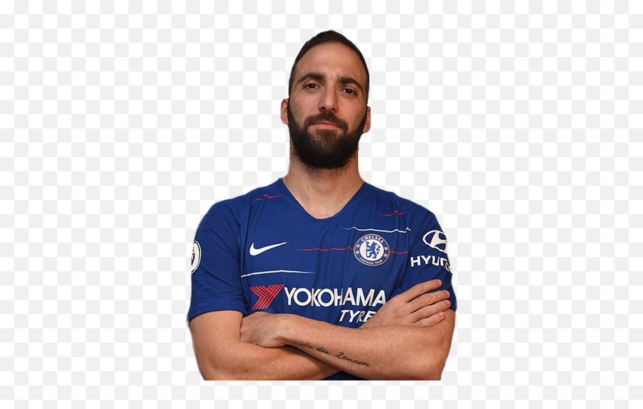 Chelsea Players Pictures Gonzalo Higuain Chelsea Fc Latest Chelsea Player 2019 Png Free Transparent Png Images Pngaaa Com