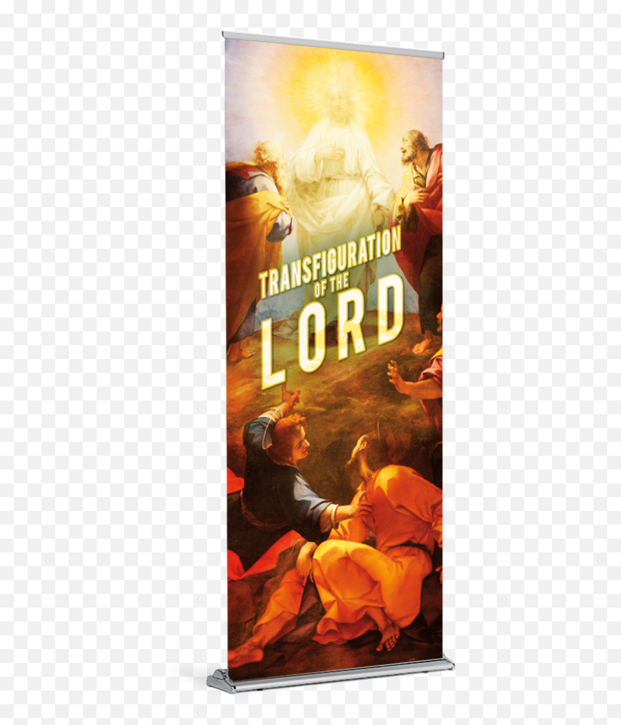 Transfiguration Dazzling White Banner - Book Cover Png,White Banner Png