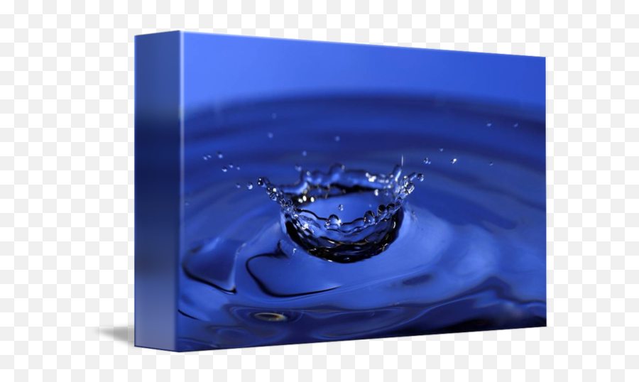 Water Splash By Anthony L Sacco - Bubble Png,Water Splashing Png