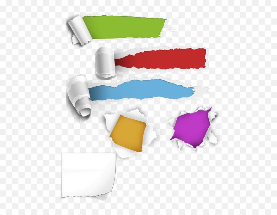 Download Resultado - Torn Paper Png Free Download Full Sticker Label Png,Torn Paper Png
