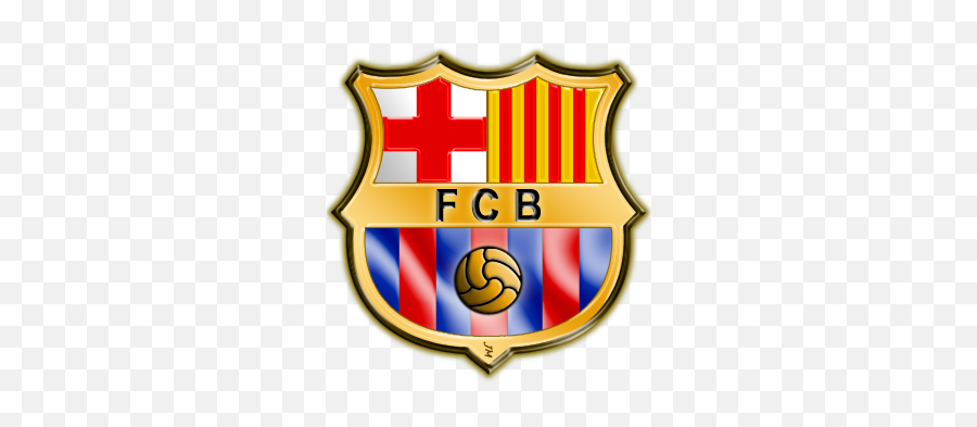 Escudo Barcelona 3d Png 6 Image Fc Barcelona Sticker Free Transparent Png Images Pngaaa Com