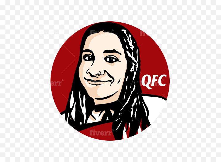 Kfc Logo Png Syrian Civil War - Kfc Girl Logo,Kfc Png