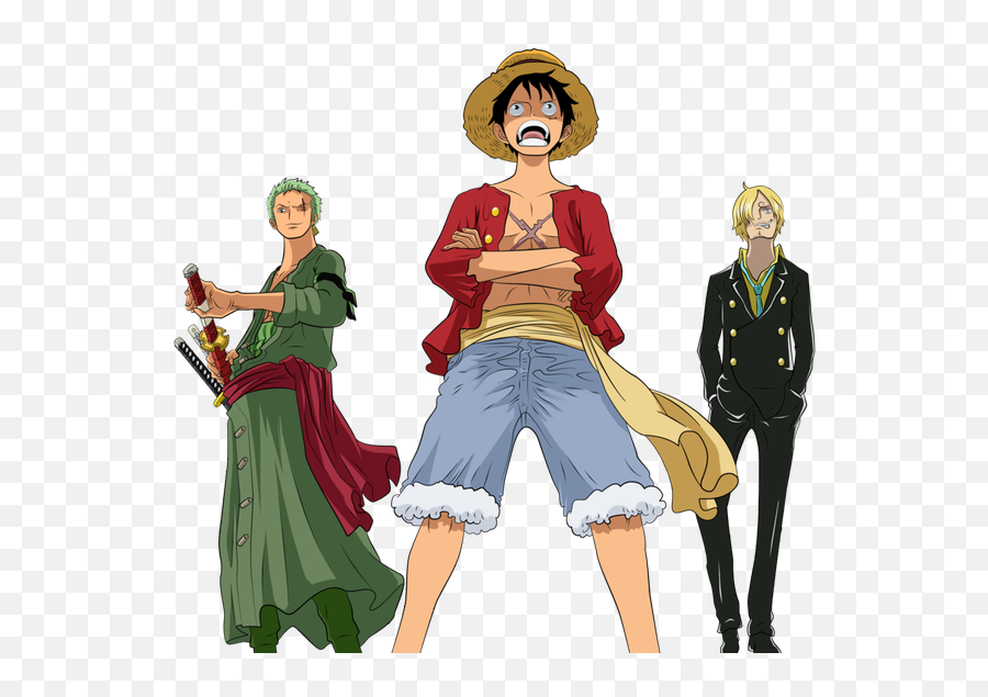 Ace Sabo Monster Trio Luffy Zoro Sanji Png Zoro Png Free Transparent Png Images Pngaaa Com
