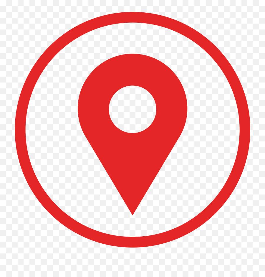 Logo Location Png 1 Image - Circle Transparent Background Location Icon Png,Location Png