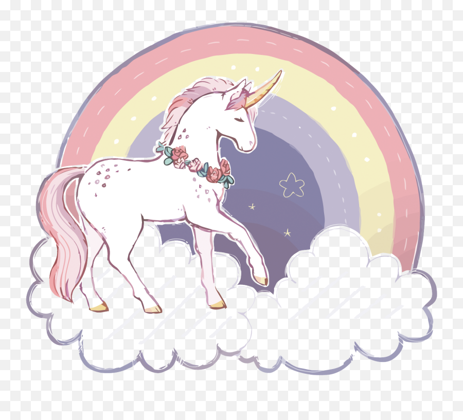 Download Rainbow Vector Unicorn Free Png Hq Clipart Unicorn Vector Png Download Free Unicorn Png Free Transparent Png Images Pngaaa Com