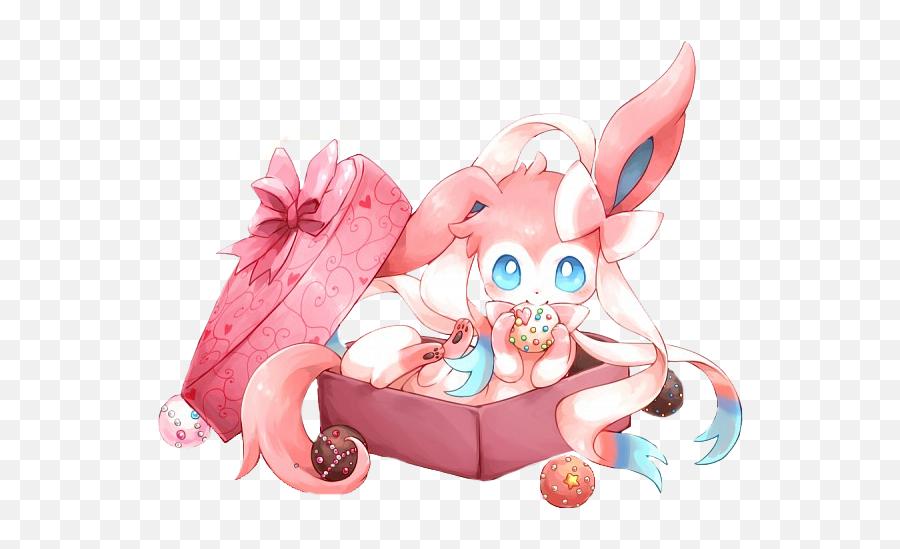 Pokemon Sylveon Cute