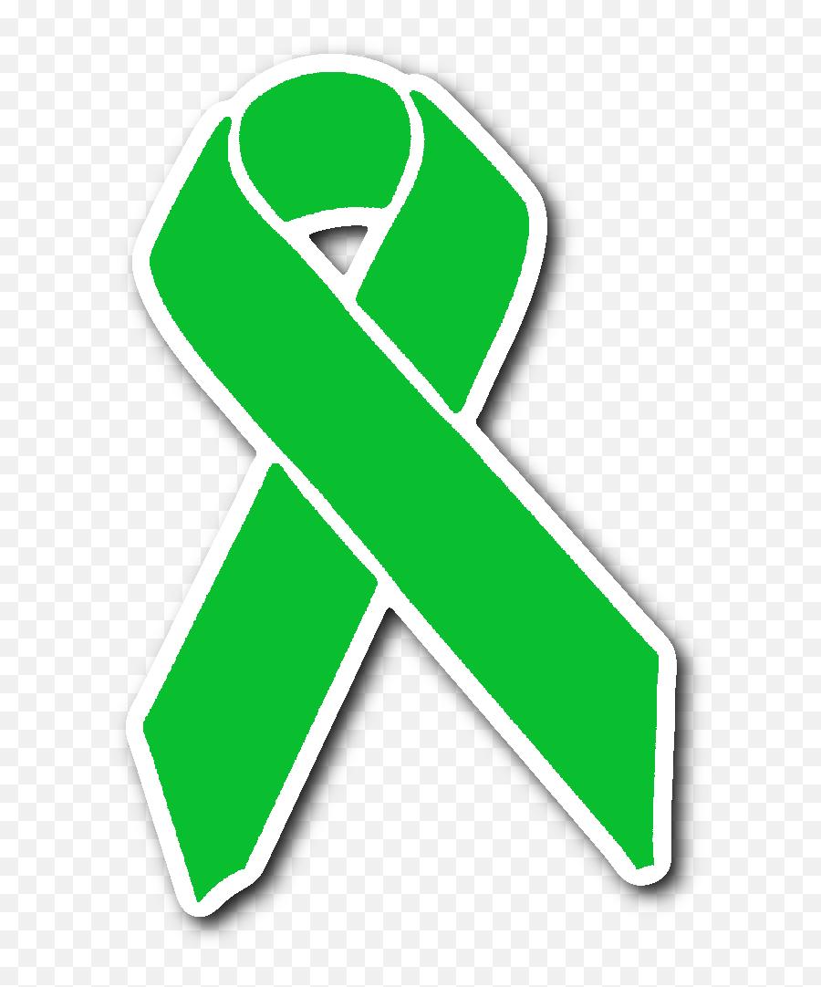Awareness Ribbon Green Purple - Ribbon Png Purple Cancer Ribbon Png,Awareness Ribbon Png