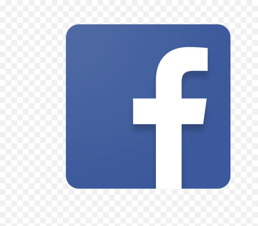 Facebook Icon White Round Transparent Circle - Facebook Logo png