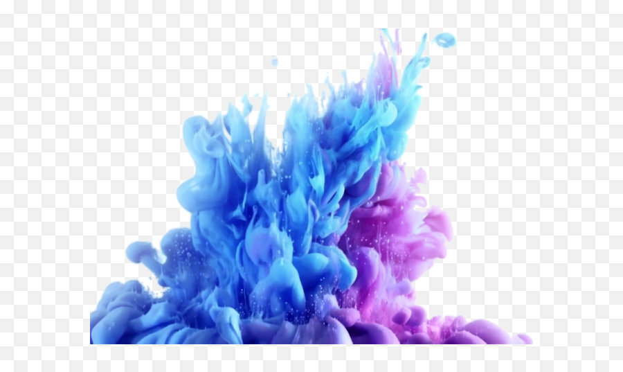 2019 Awesome Colorful Ink In C - Color Smoke Effect Png
