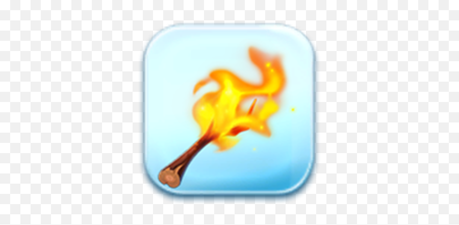 Red Fire Stick Token Disney Magic Kingdoms Wiki Fandom - Flame Png,Red Fire Png