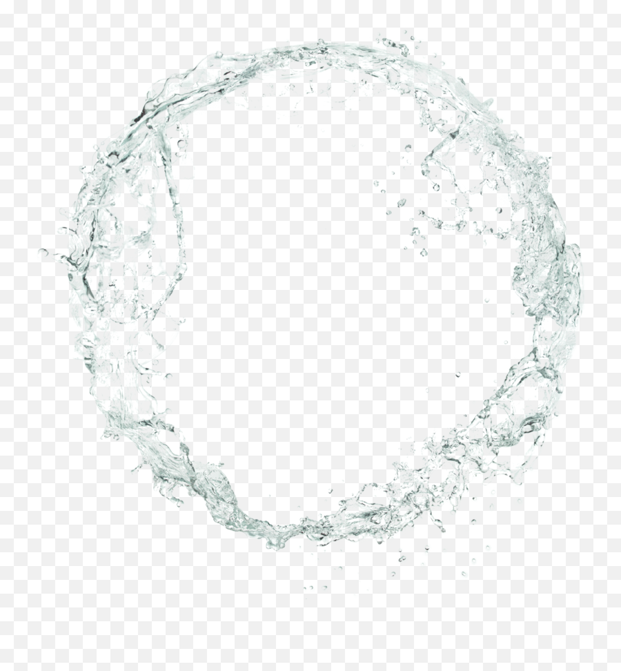 Sparkling Effect Water Green Fresh - Transparent Sparkle Circle Png