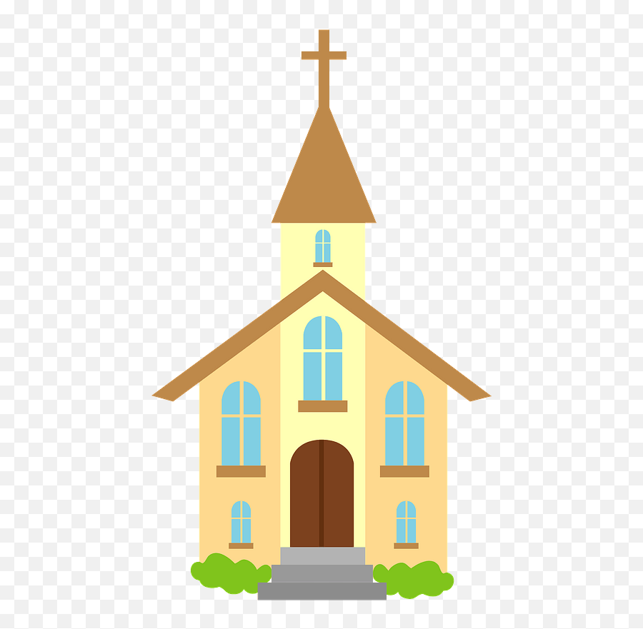 Church Header No Background - Free Church Clip Art Transparent, HD Png  Download - 720x720(#490984) - PngFind