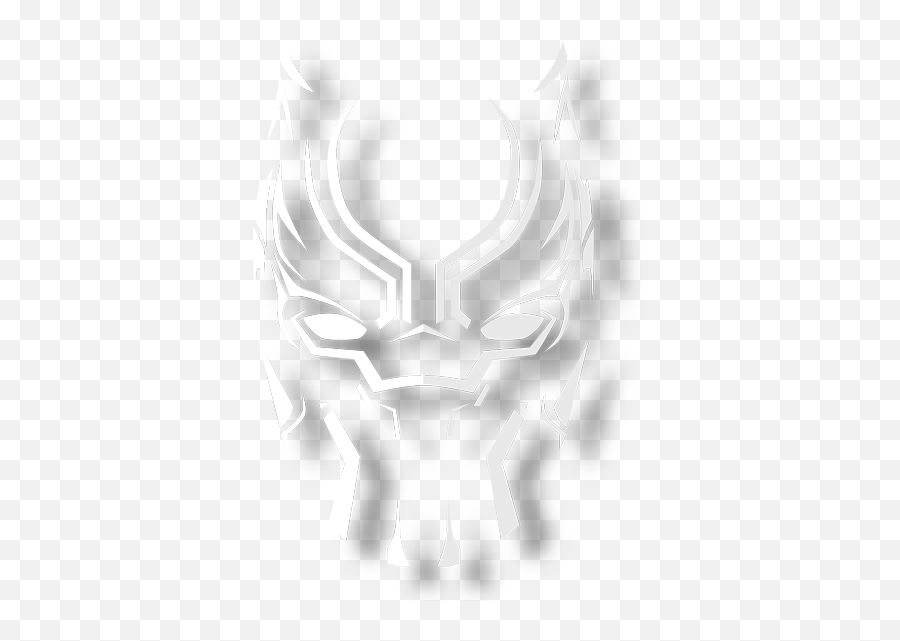Wallpaper Black Panther For 7 - Black Panther Wallpaper Iphone Xs Png,Black Panther Logo