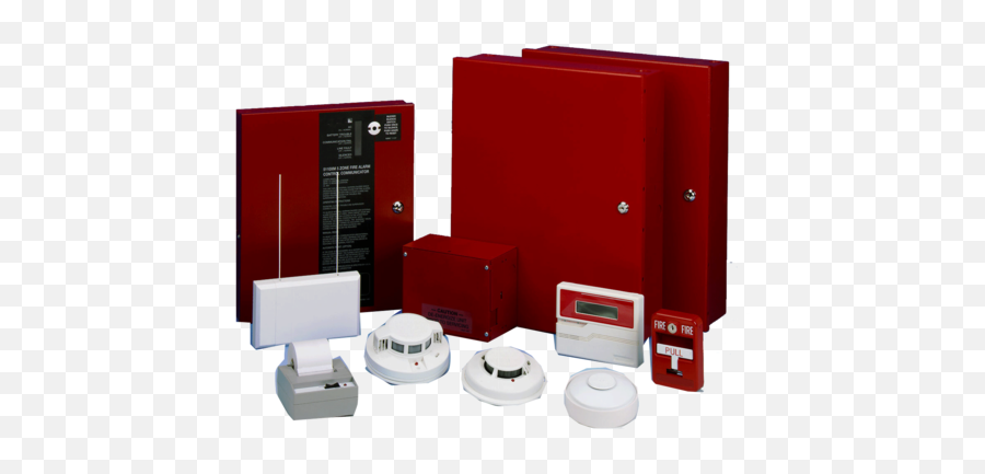Red Fire Control Devices Mercury Protection Llp Id - Fire Alarm System Amc Png,Red Fire Png