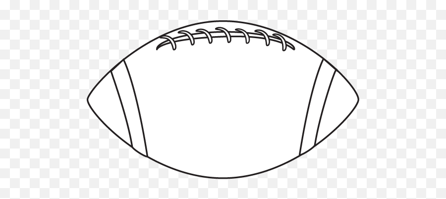 Outline Football Clipart Black And White Transparent Background Black Football Clipart Png Football Clipart Transparent Background Free Transparent Png Images Pngaaa Com