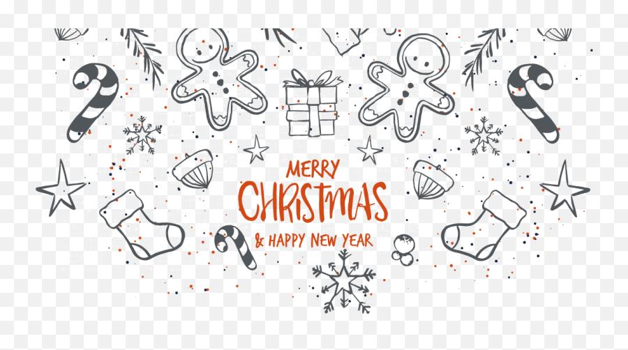 Christmas - Banner201702  NJQ u0026 Associates  Diy Christmas Sketch png