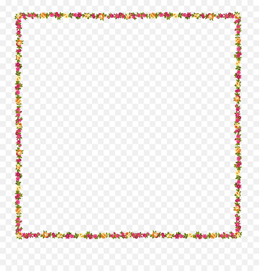 Download Vector Royalty Free Library Transparent Decor Png - Rainbow Polka Dot Border
