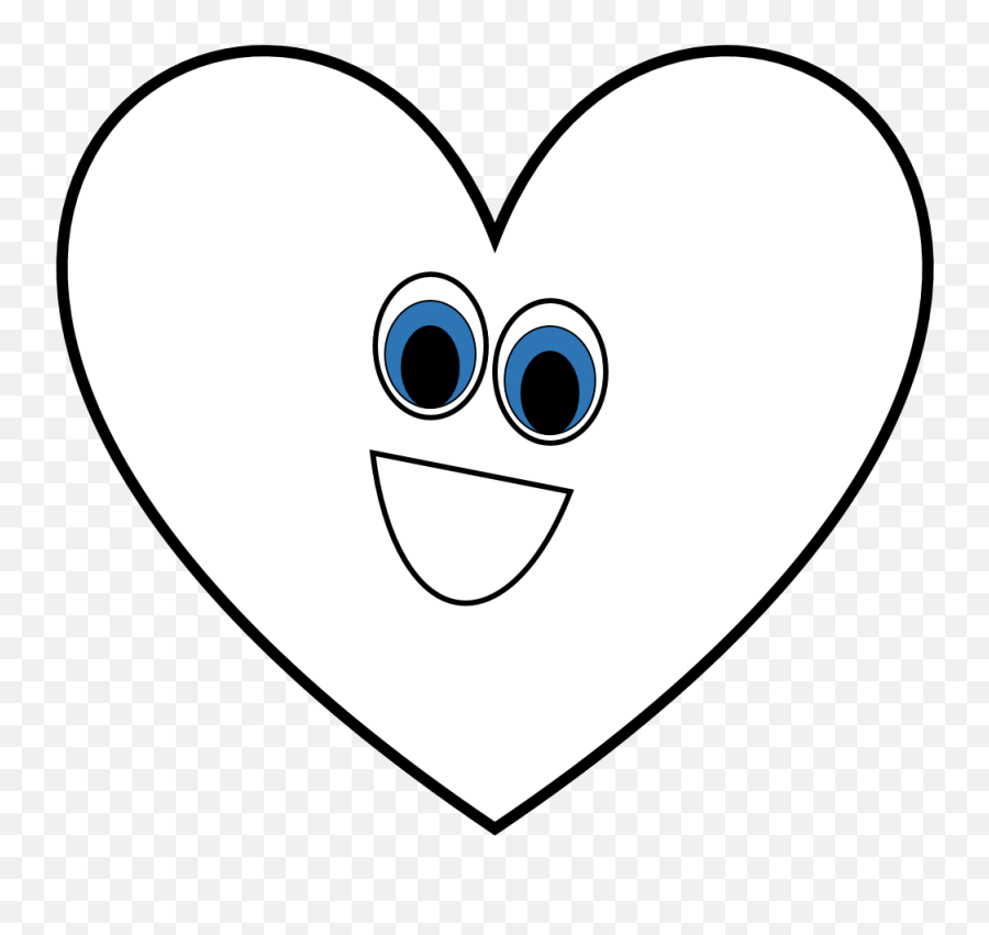 Heart Png White - Heart Black And White Clipart Heart Heart,Transparent Heart Clipart